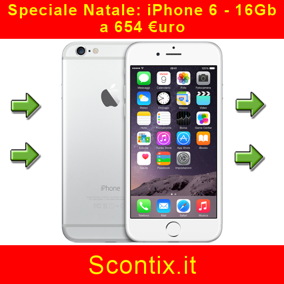 IPHONE6-SCONTO-NATALE