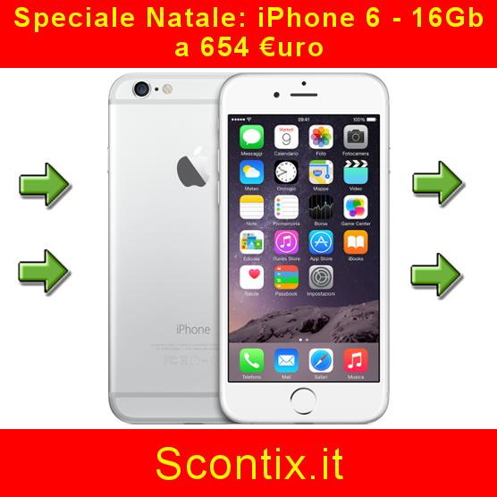 IPHONE6-SCONTO-NATALE