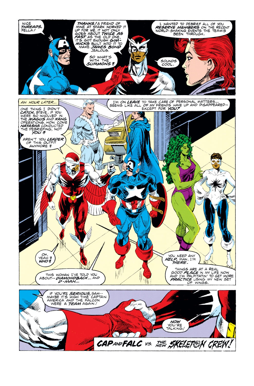Captain America (1968) Issue #408 #357 - English 23