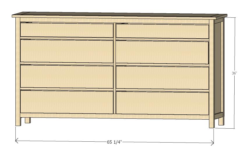 Pdf diy plywood dresser plans download pool table design for Diy plywood dresser