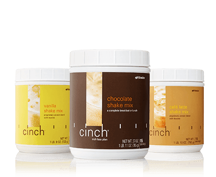cinch shake mix