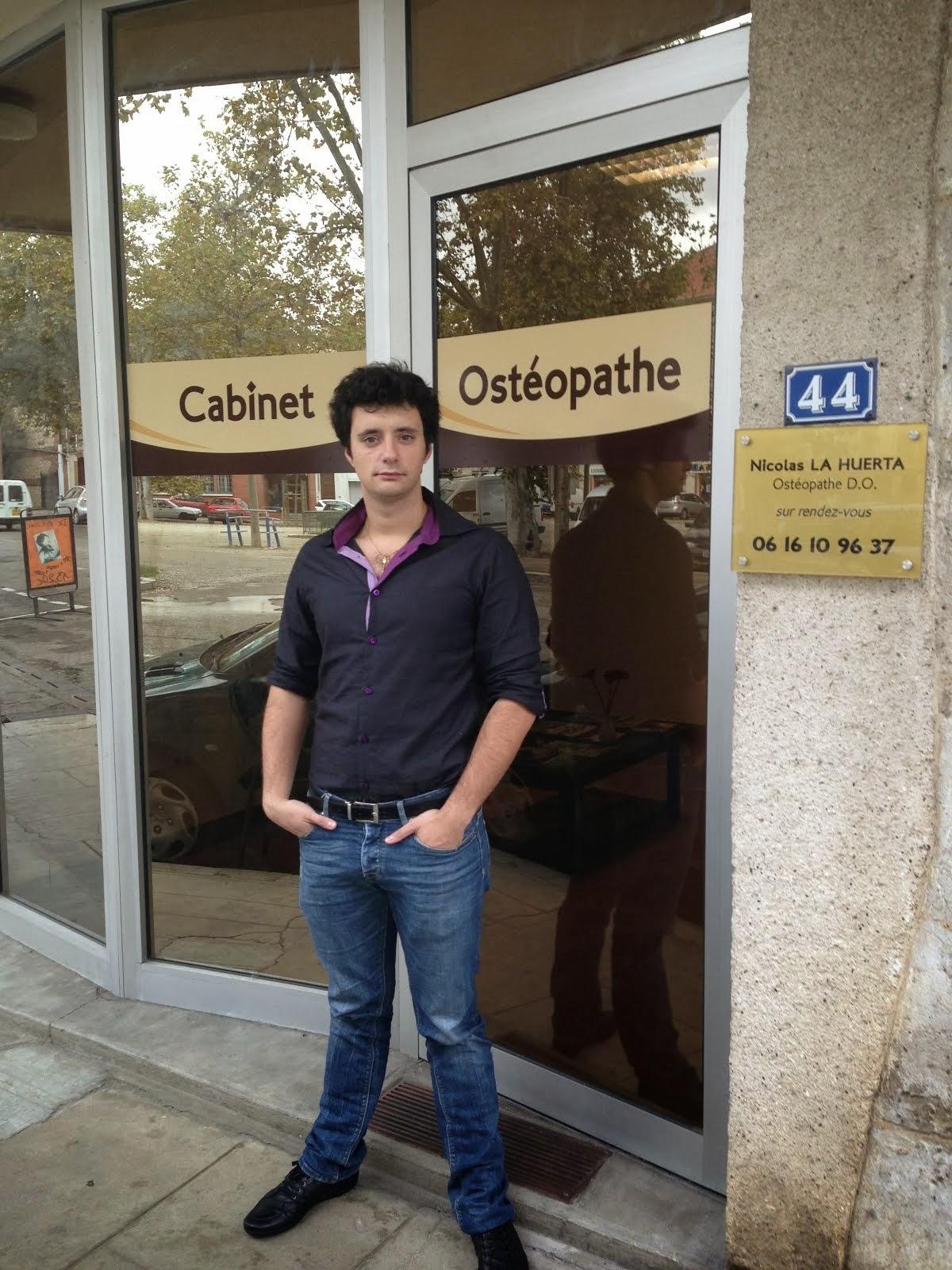 un nouveau Ostéopathe