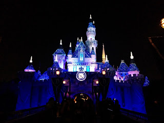 Disneyland 60th Anniversary Diamond Birthday Celebration