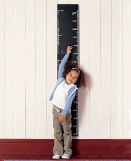 Child's Height Growth