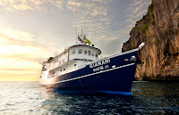 Thailand Liveaboard cruises with MV Giamani