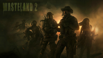 Wasteland 2 game