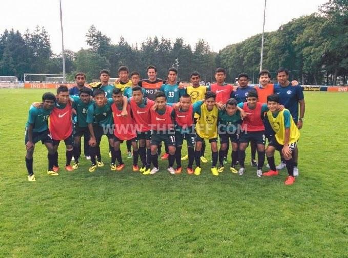 AIFF U-16 KNVB Training centre