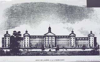 St-Jean de Dieu asylum in Montreal