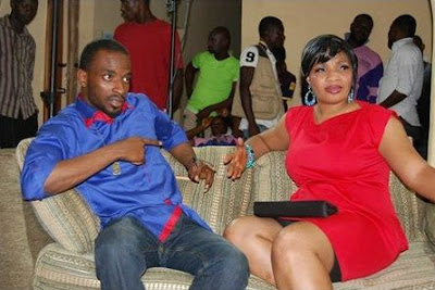 laide bakare and 9ice affair