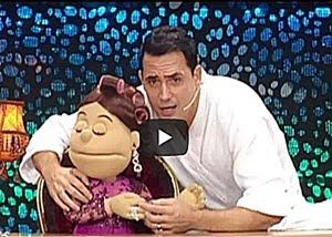 برنامج أبلة فاهيتا الحلقة الثالثة الجزء الأول حلقة الجمعة 20-10-2017 مع ظافر العابدين