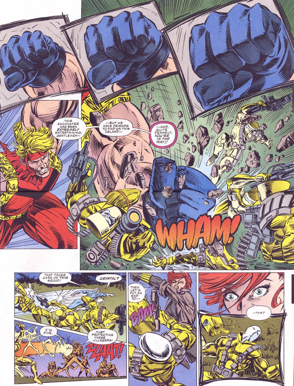 Captain America (1968) Issue #440b #393 - English 6