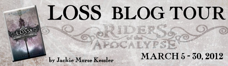 Loss blog tour
