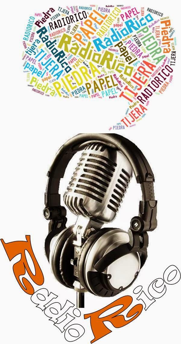 RADIO RICO: PIEDRA, PAPEL O TIJERA.