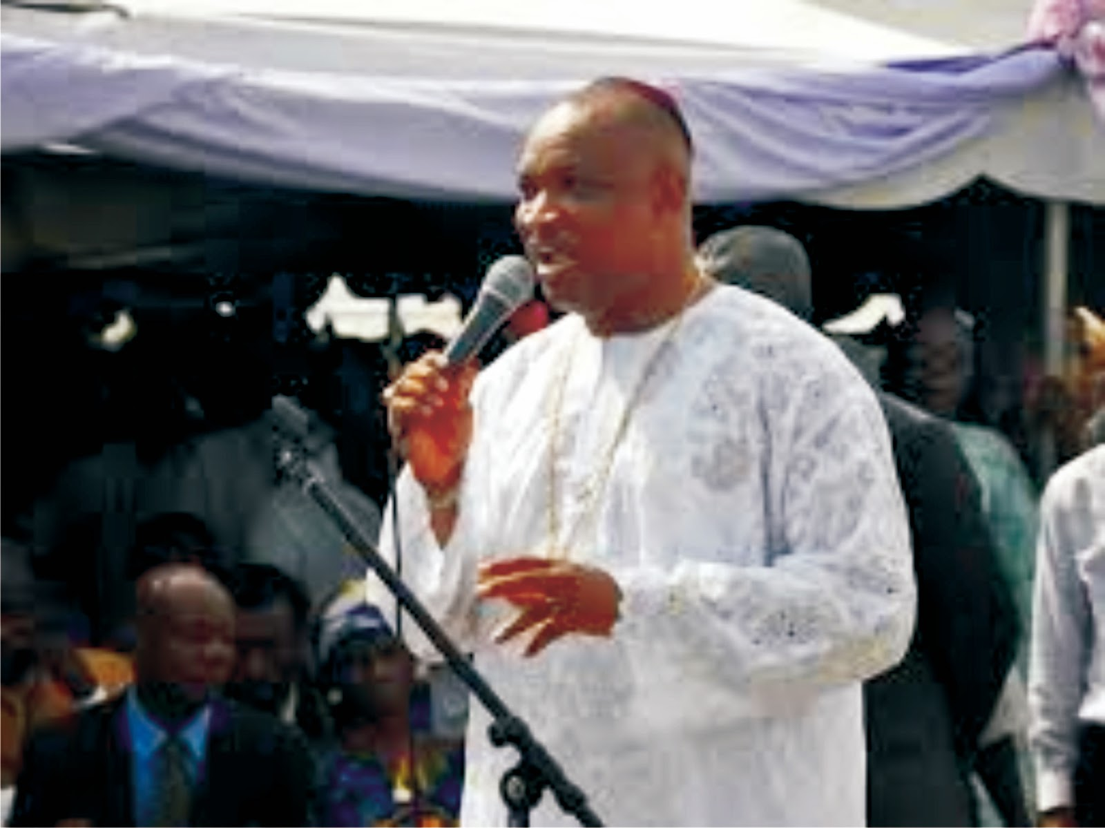 Town Hall Meeting: People should tell Akpabio the truth—Cletus Bassey