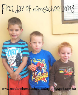 homeschooling boys