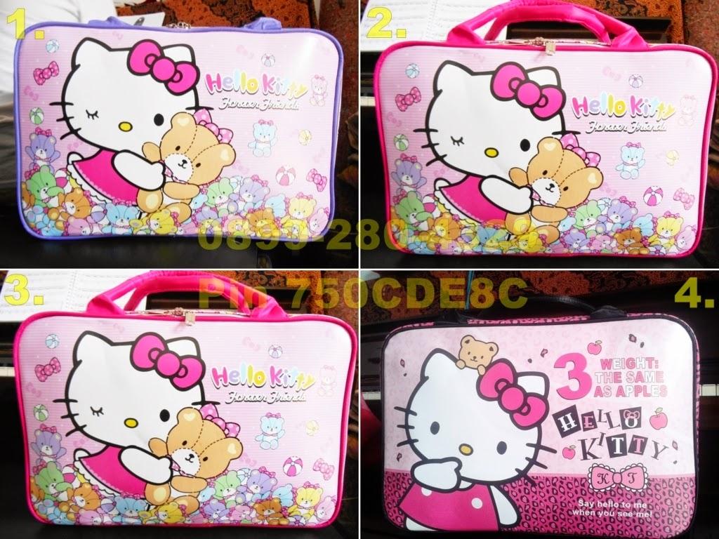 Jual Tas Travel Bag Hello Kitty Murah
