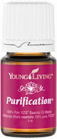 How to use Young Living Purification essential oil