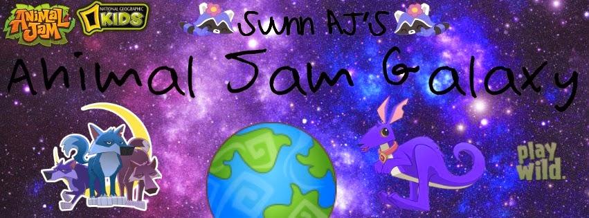 Animal Jam Galaxy