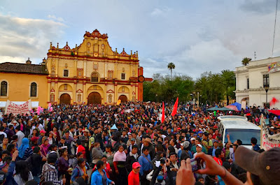 2 de Octubre en Chiapas