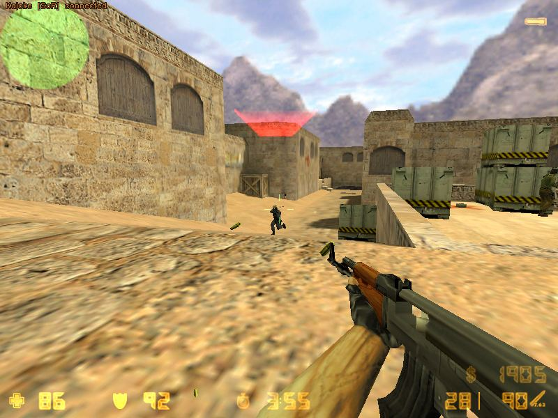 Counter Strike 1.6 v42 + boty