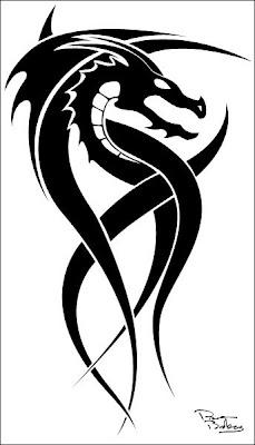 dragon tattoo style 2013 2014