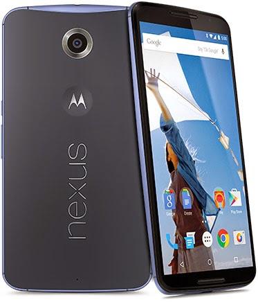Best Smartphones: Nexus 6, the signed Google Phablet