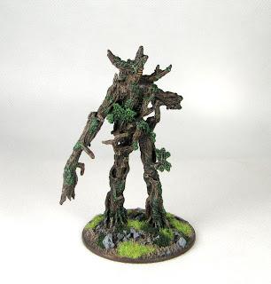 Model Figurka Władca Pierścieni Ent Drzewiec Pasterz Drzew Ent Dwie Wieże Marsz Entów