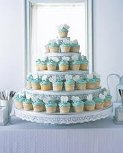 Martha Stewart Cupcake Wedding Cake