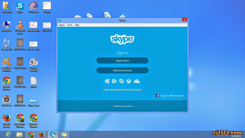 #262030 skype icon