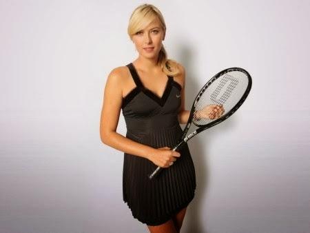 Maria+Sharapova+Latest+Images+009