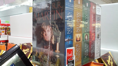 Game of Thrones books by George R.R. Martin at Costco