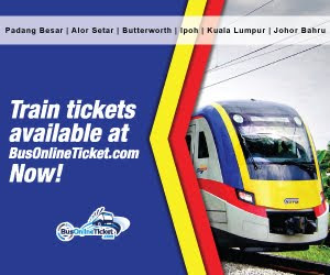 BOOKING TREN KTM ETS SINI