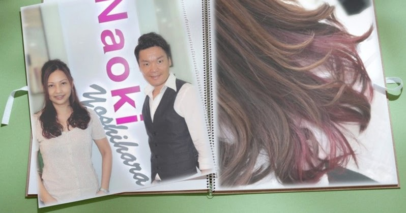 Naoki yoshihara japanese hair salon cut rebonding promo for Accolades salon coupon