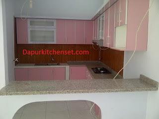 pembuatan kitchen set Cilengsi
