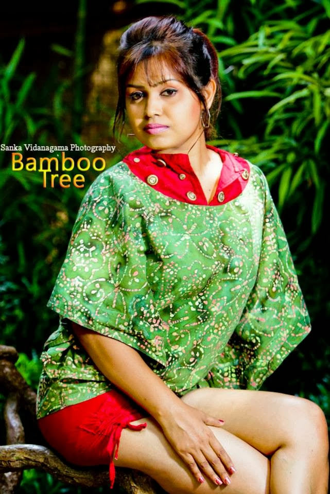 Tharu Arabewaththa hot red bamboo tree
