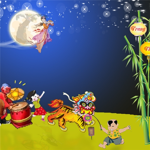 Vietnamese Mid-Autumn Festival - Tết Trung Thu
