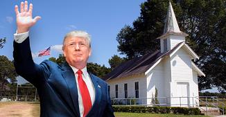 Donald Trump vrea redeschiderea Bisericilor din Statele Unite ale Americii