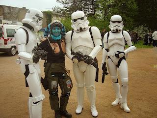 cosplay cusset star wars