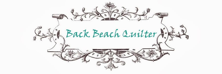 Back Beach Quilter