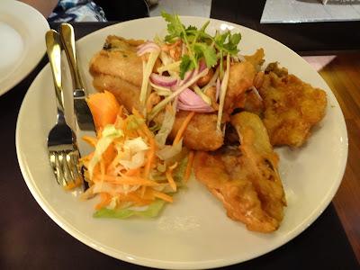 koko thai, thai, adelaide, food, dinner, north adelaide, restaurant, fish, barramundi