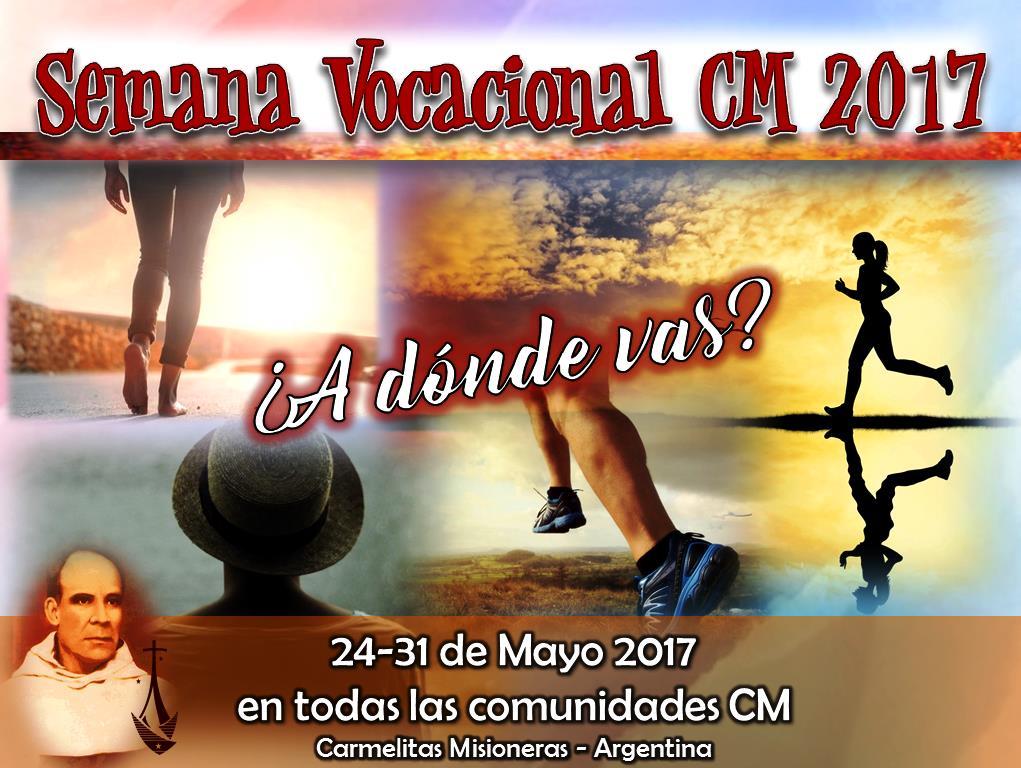 SEMANA VOCACIONAL CM 2017