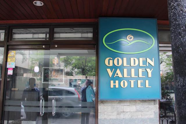 Golden Valley Hotel in Cebu