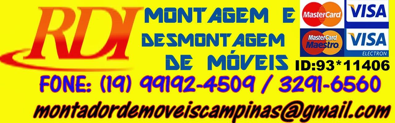 Montador de Moveis Campinas e Regiao