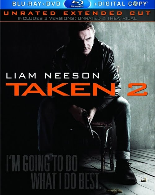 Taken 2 (2012) UNRATED EXTENDED BluRay 720p 700Mb Mkv