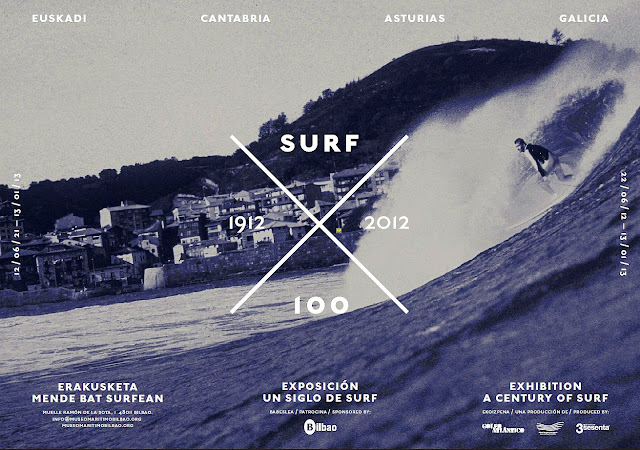 Exposición temporal Surf X100- un siglo de surf