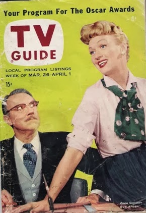 TV Guide Our Miss Brooks