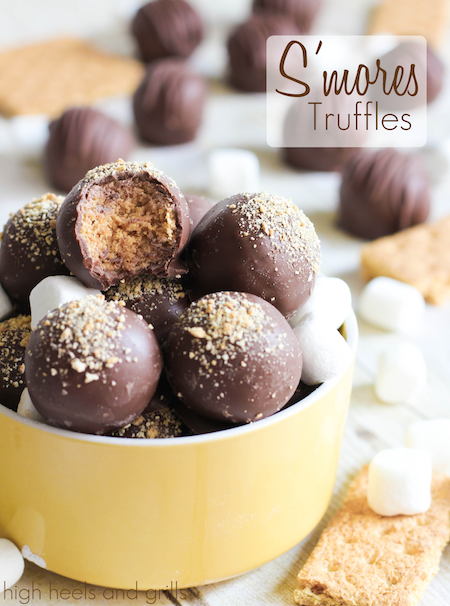 mores truffles makes about 3 dozen truffles ingredients 25 graham ...