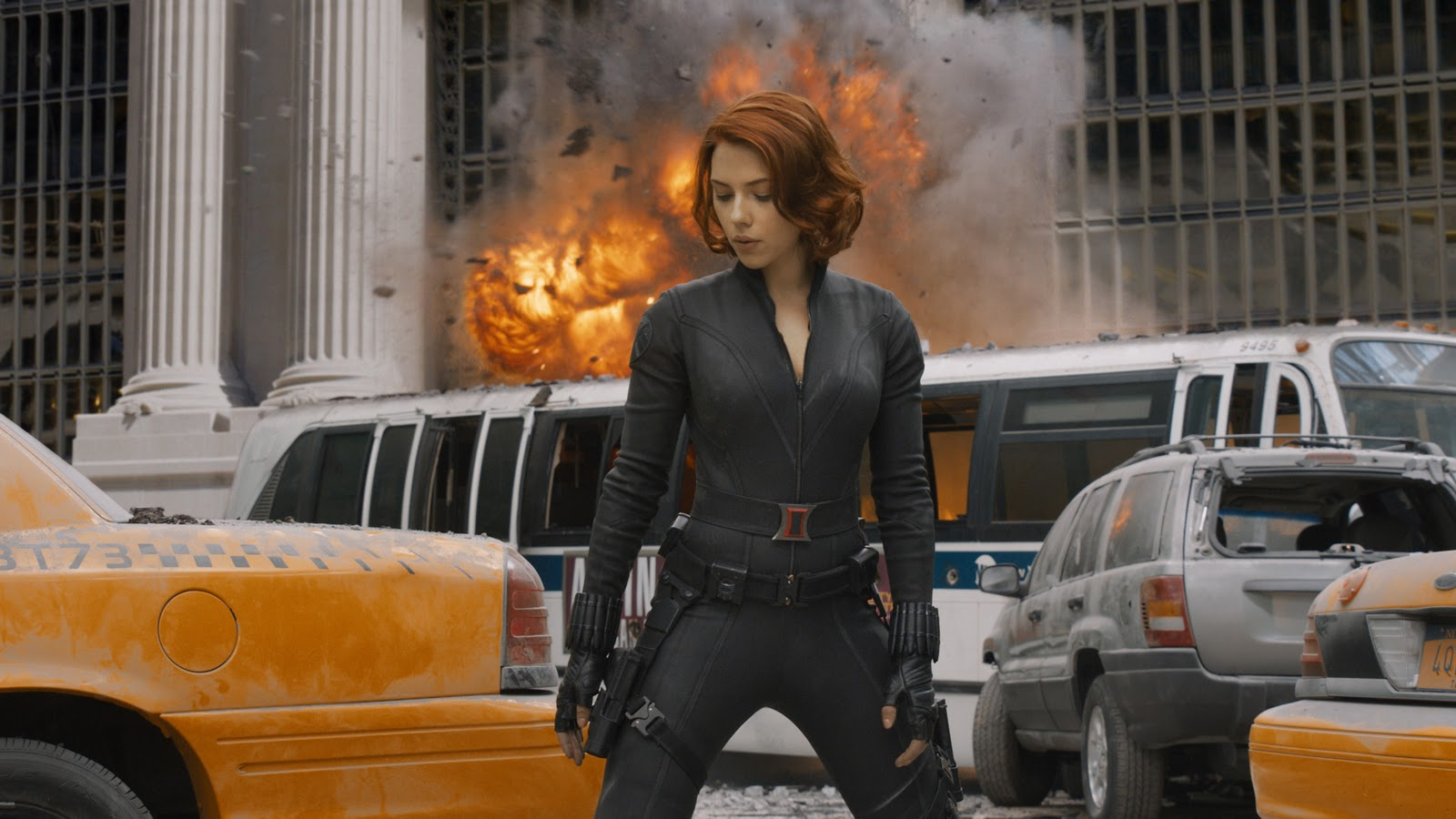 natasha romanoff black widow wallpapers - Natasha Romanoff Black Widow Wallpapers HD Wallpapers