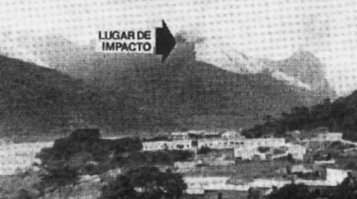 UFO crash in Bolivia witnessed by thousands of people