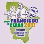 PAPA FRENCISCO NO CEARÁ EM 2017